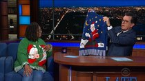 The Late Show with Stephen Colbert - Episode 63 - Whoopi Goldberg, Adam Pally, Jungle