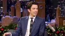 The Tonight Show Starring Jimmy Fallon - Episode 49 - John Mulaney, Vanessa Hudgens, Grimes