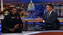 The Daily Show - Episode 33 - Meek Mill