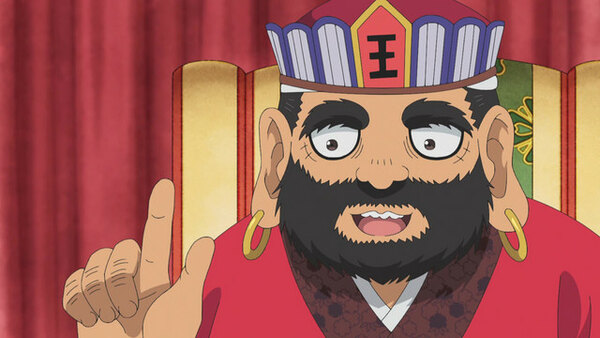 Hoozuki no Reitetsu - Ep. 13 - Unrivaled at Poker / Is Hell Your Intended Destination?