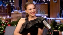 The Tonight Show Starring Jimmy Fallon - Episode 51 - Natalie Portman, Dennis Miller, Braison Cyrus