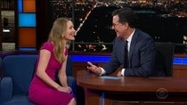 The Late Show with Stephen Colbert - Episode 64 - Leslie Mann, Brandon Micheal Hall, Lil' Wayne