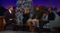 The Late Late Show with James Corden - Episode 51 - Julia Roberts, Jason Momoa, Yahya Abdul-Mateen II, She & Him