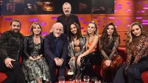 The Graham Norton Show - Episode 11 - Jason Momoa, Darcey Bussell, Bill Bailey, Little Mix