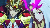 Monster Strike The Animation - Episode 22 - Xaphan's Counterattack