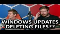 The WAN Show - Episode 229 - Windows Update DELETING Files!?