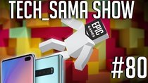 Aurelien_Sama: Tech_Sama Show - Episode 80 - Tech_Sama Show #80 : Epic VS Steam, Huawei l'Espion Chinois?
