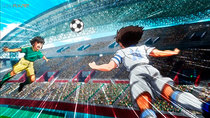 Captain Tsubasa - Episode 38 - The tactics of the Tachibana twins!