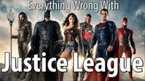 CinemaSins - Episode 99 - Everything Wrong With Justice League