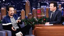 "The Tonight Show Starring Jimmy Fallon - Episode 54 - Lin-Manuel Miranda, Tyler ""Ninja"" Blevins, Black Thought..."