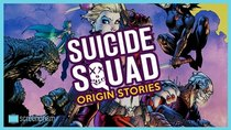 Screen Prism - Episode 10 - Suicide Squad: Origin Stories