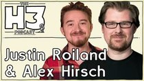 H3 Podcast - Episode 54 - Justin Roiland & Alex Hirsch Charity Special 2018