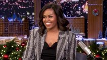 The Tonight Show Starring Jimmy Fallon - Episode 55 - Michelle Obama, Ariana Grande