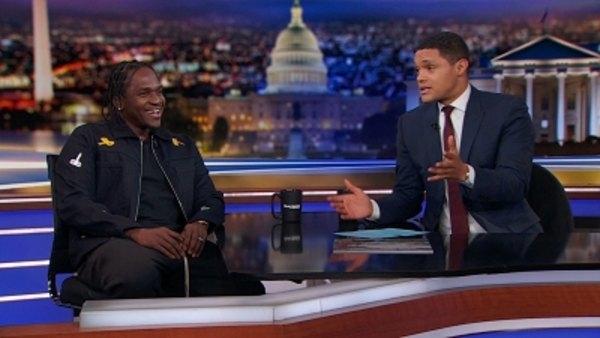 The Daily Show - S24E37 - Pusha T