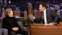 The Tonight Show Starring Jimmy Fallon - Episode 56 - Willem Dafoe, Hailee Steinfeld