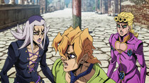 JoJo no Kimyou na Bouken: Ougon no Kaze - Episode 12 - The Second Mission from the Boss