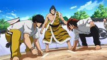 Hinomaru Zumou - Episode 12 - Attack!! Nagoya Castle