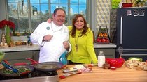 Rachael Ray - Episode 70 - Chef Emeril Lagasse is Rachael's co-host for the day