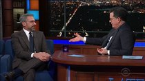 The Late Show with Stephen Colbert - Episode 69 - Steve Carell, KiKi Layne