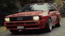 Petrolicious - Episode 1 - 1984 Audi Sport Quattro: The Racer's Daily