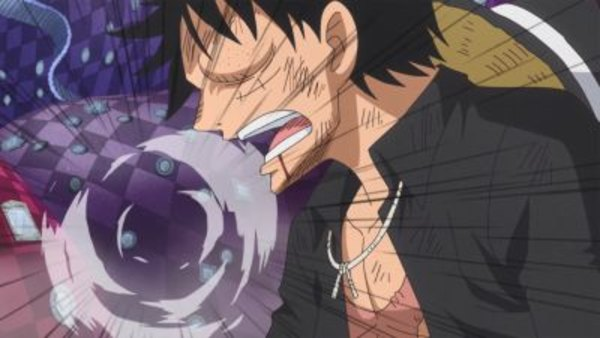 One Piece - Ep. 867 - Lurking in the Darkness! An Assassin Targeting Luffy!