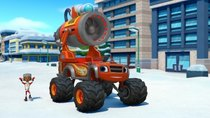 Blaze and the Monster Machines - Episode 12 - Snow Day Showdown
