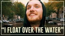 Drugslab - Episode 7 - Bastiaan eats truffles on a boat in Amsterdam | Drugslab