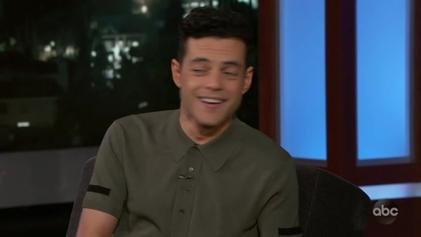 Jimmy Kimmel Live - S17E02 - Rami Malek, Mary McCormack, Morgxn ft. Walk the Moon