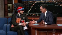 The Late Show with Stephen Colbert - Episode 72 - Ethan Hawke, Jon Glaser, Taylor Bennett