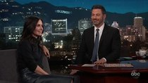 Jimmy Kimmel Live - Episode 1 - Courteney Cox, Brian Tyree Henry, Mt. Joy