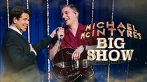 Michael McIntyre's Big Show - Episode 8 - Snow Patrol, Alan Carr, Kerry Godliman, Oti Mabuse, Anthea Turner