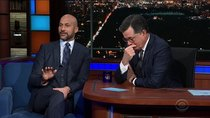 The Late Show with Stephen Colbert - Episode 73 - Keegan-Michael Key, Josh Hutcherson