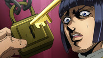 JoJo no Kimyou na Bouken: Ougon no Kaze - Episode 14 - Express Train to Florence
