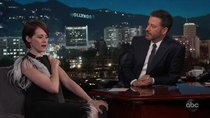 Jimmy Kimmel Live - Episode 4 - Claire Foy, Michael Irvin, Disturbed