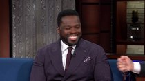 "The Late Show with Stephen Colbert - Episode 76 - Curtis ""50 Cent"" Jackson, Jamie Oliver"