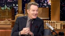 The Tonight Show Starring Jimmy Fallon - Episode 62 - Bryan Cranston, Lana Condor, Love Jones