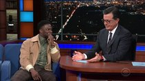 The Late Show with Stephen Colbert - Episode 74 - Kevin Hart, Nicole Byer