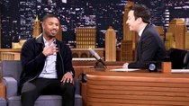 The Tonight Show Starring Jimmy Fallon - Episode 63 - Michael B. Jordan, Cobie Smulders, Sean Finnerty