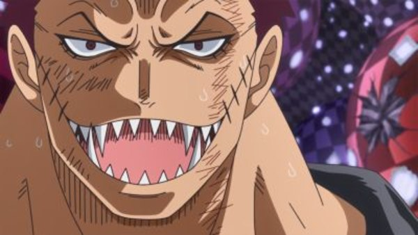 One Piece - Ep. 868 - One Man's Determination! Katakuri's Deadly Big Fight!