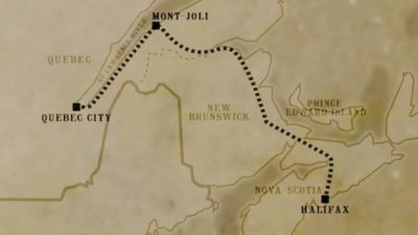 Great American Railroad Journeys - S04E06 - Canada: Halifax