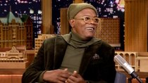 The Tonight Show Starring Jimmy Fallon - Episode 64 - Samuel L. Jackson, Judd Apatow, MØ