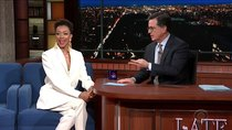 The Late Show with Stephen Colbert - Episode 77 - James McAvoy, Sonequa Martin-Green, Kane Brown