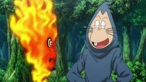 Gegege no Kitarou - Episode 21 - Flame On! The Solitude of the Takuro-Bi
