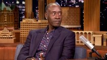 The Tonight Show Starring Jimmy Fallon - Episode 66 - Don Cheadle, Rita Ora