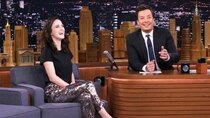 The Tonight Show Starring Jimmy Fallon - Episode 67 - Rachel Brosnahan, Howie Mandel, Roy Wood Jr.