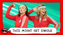 This Might Get - Episode 3 - BULK UP OR THROW UP with Grace Helbig & Mamrie Hart