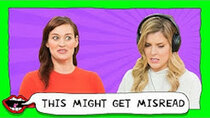This Might Get - Episode 4 - TEXTS GONE WRONG with Grace Helbig & Mamrie Hart
