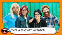 This Might Get - Episode 7 - RHETT AND LINK BODY SWAP with Grace Helbig & Mamrie Hart