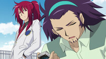 Cardfight!! Vanguard - Episode 37 - Invasion of the PSYqualia Zombie