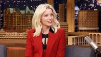 The Tonight Show Starring Jimmy Fallon - Episode 68 - Elizabeth Banks, Sebastian Maniscalco, Martha Stewart